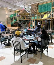 The normally jam-packed Jungle Java was eerily quiet during its final birthday party on March 14.