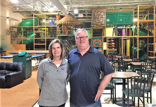 Jungle Java owners Laurel and Eric Hess have been hard hit by the lock-downs created by the coronavirus pandemic.