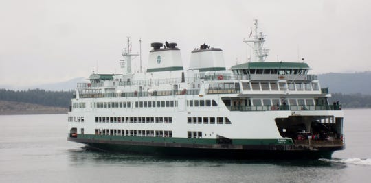 The Olympic-class Samish of Seattle, Wash., an electric version of which was considered for the Bay Crossing.