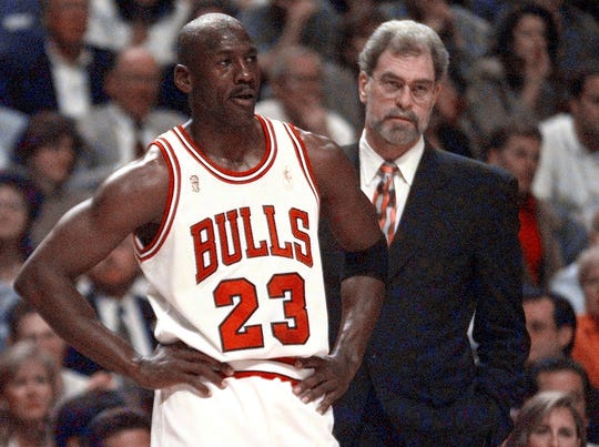 Phil Jackson entered the 1997-98 season knowing it would be his last with the Bulls. Michael Jordan insisted he wouldn't play for any other coach.