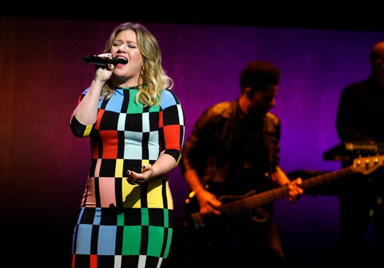 Kelly Clarkson's planned Las Vegas residency has been pushed back to July.