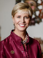 Carine M. Feyten is chancellor and president of Texas Woman's University.