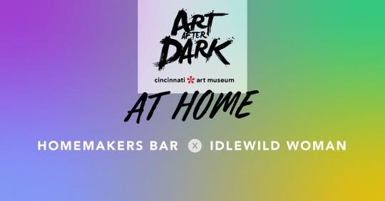 Art After Dark: At Home