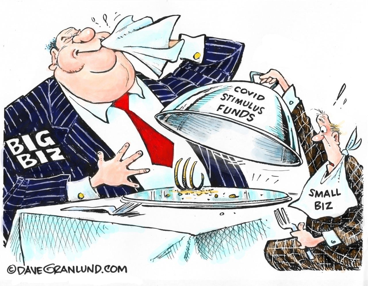 Dave Granlund editorial cartoon