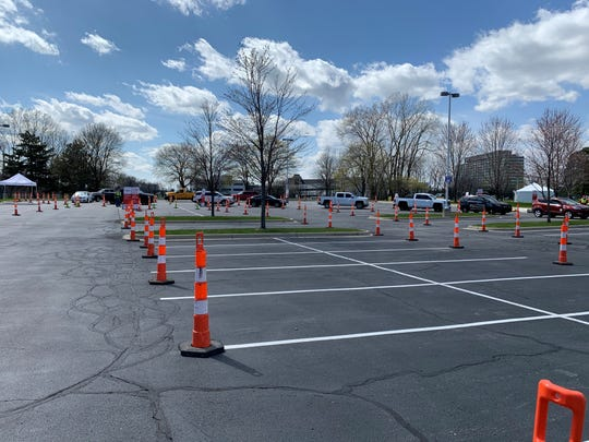 Testing will be overseen by licensed health care providers from MinuteClinic with help from CVS pharmacists in the parking lot at the Henry Ford Centennial Library.
