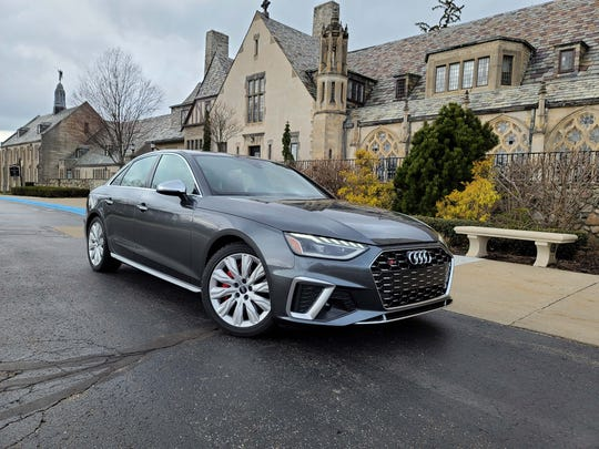 The 2020 Audi S4 is a powerful, straight-line rocket, but it's not as nimble as the Alfa and won't tempt owners to seek out the roads of Hell.