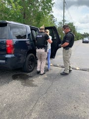 Leslie Joe Zeagler, 30, of Cape Coral was charged Monday with multiple vehicular homicide charges connected to a Feb. 17 crash that caused fatal injuries to her three-year-old daughter