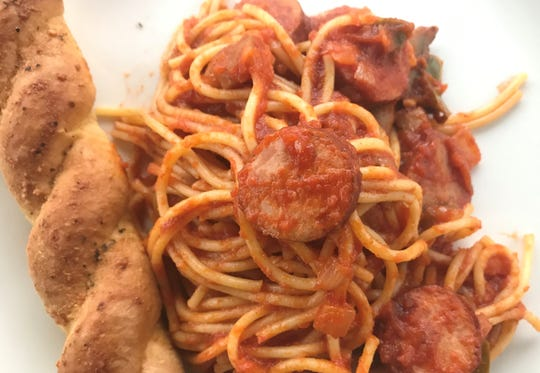Expanding beyond meatballs or ground hamburger meat punches up the ho-hum spaghetti night.
