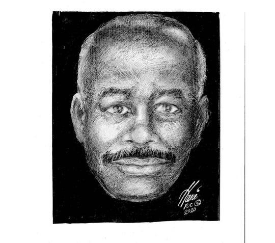 Illustration of Phillip Jones