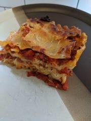 Hell's Kitchen Lasagna