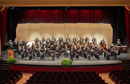 The Lakeshore Wind Ensemble