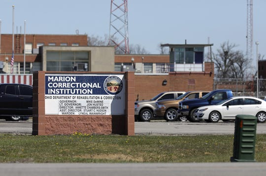 As of April 23, at least 2,026 prisoners and 162 staff at Marion Correctional Institution have tested positive for COVID-19.