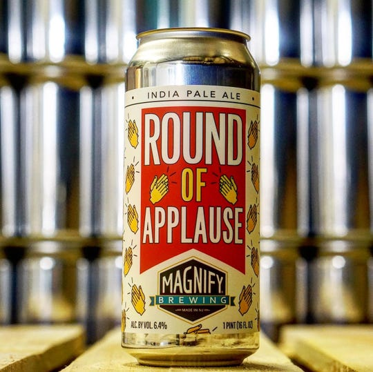 Round of Applause is available only to essential workers and costs $1 per four-pack.