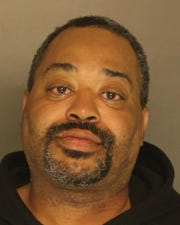 Theron Eugene Robinson, charged with aggravated assault, simple assault, resisting arrest, disorderly conduct and public drunkenness.
