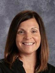 Sauk Rapids-Rice Middle School Prinicipal Jessica Messerich