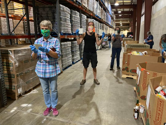 Second Harvest of the Big Bend was one of the first organizations to join the initiative. CEO Monique Ellsworth says the program is the first step in what she hopes will be many collaborations to engage artists with the community while addressing food insecurity.