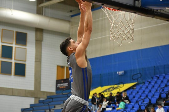 Adam Hess, a 6-foot-5 shooting guard from Salt Lake Community College, has signed with the UTEP men's basketball team.