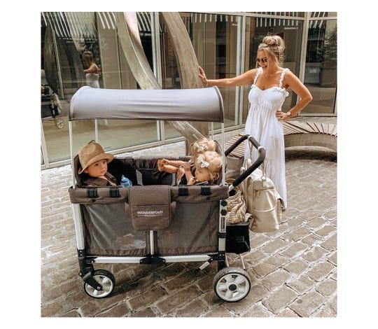 W4 Multifunctional Stroller Wagon
