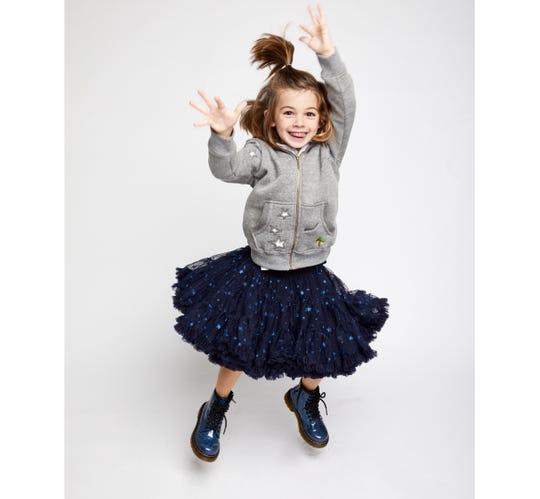 KeckSTAR Hoodie by Treehouse Kidswear