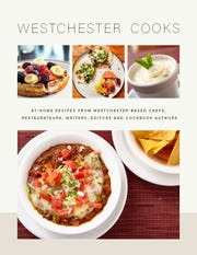 """The cover of the new """"Westchester Cooks,"""" an online cookbook with proceeds going to Lifting Up Westchester."""