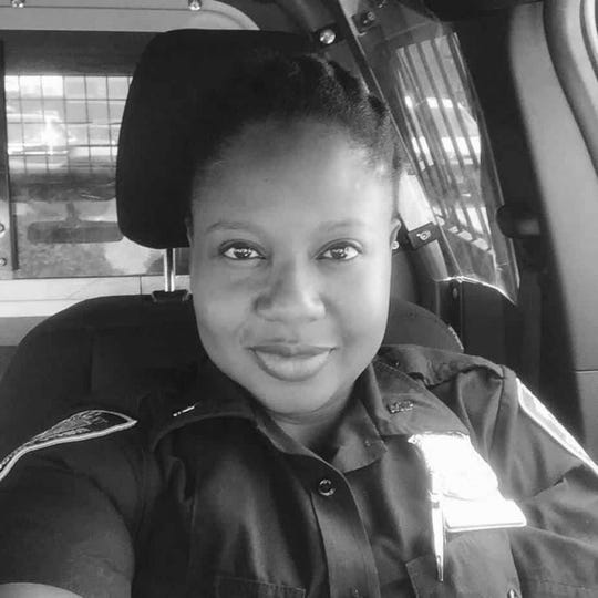 Mount Vernon police Officer Lucy Roches-Bowman