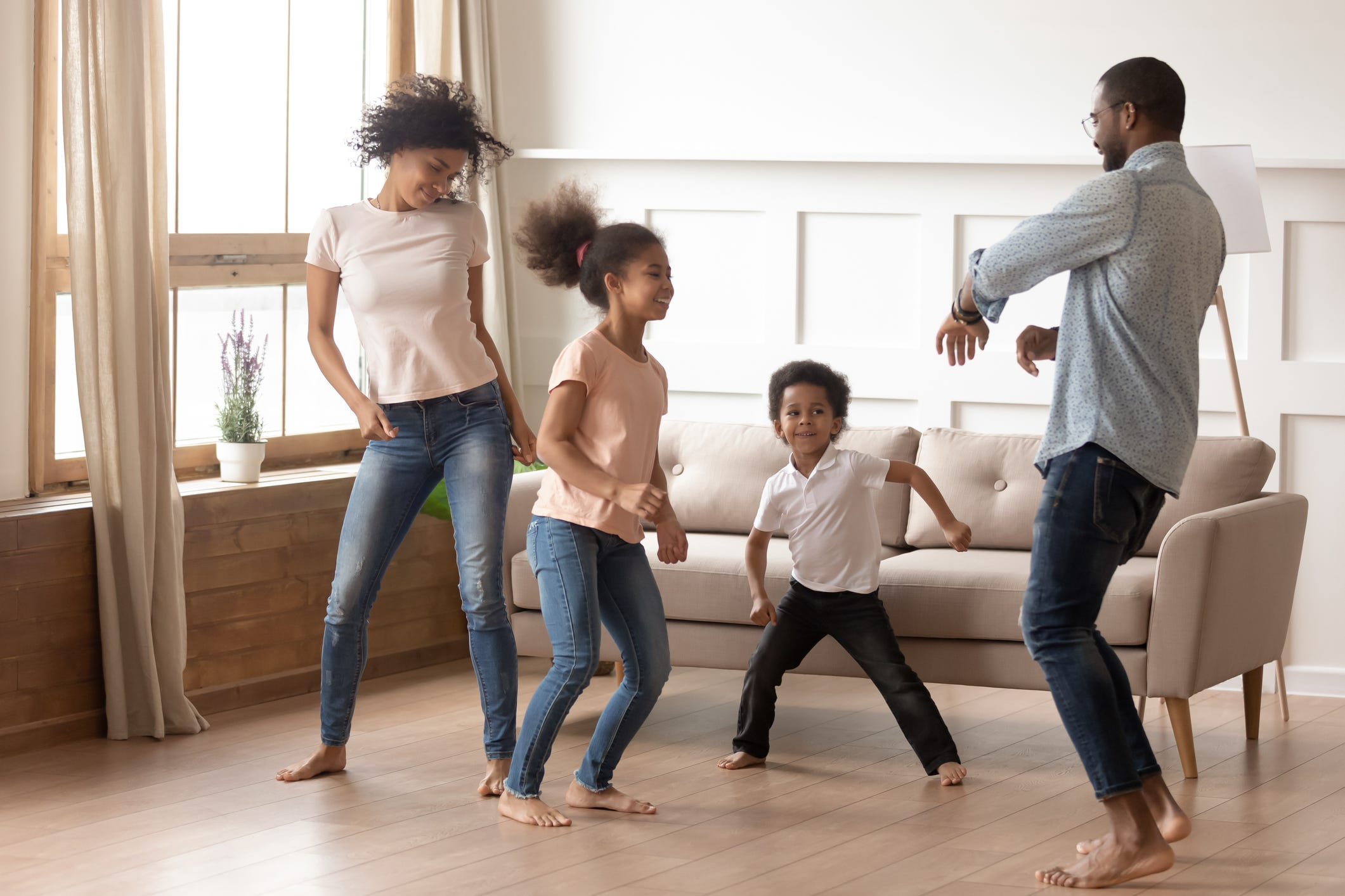 The Best And Easiest Tiktok Dances To Learn With Your Family