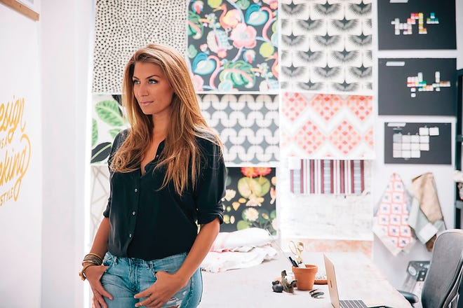 TV  personality Genevieve Gorder took a leap of faith and landed successfully by embracing change.
