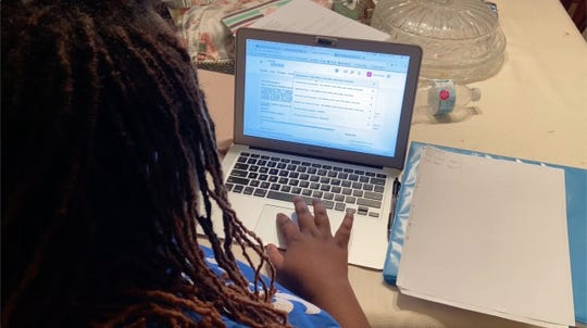 Students and teachers at Tennessee State University embrace virtual learning amid COVID-19.