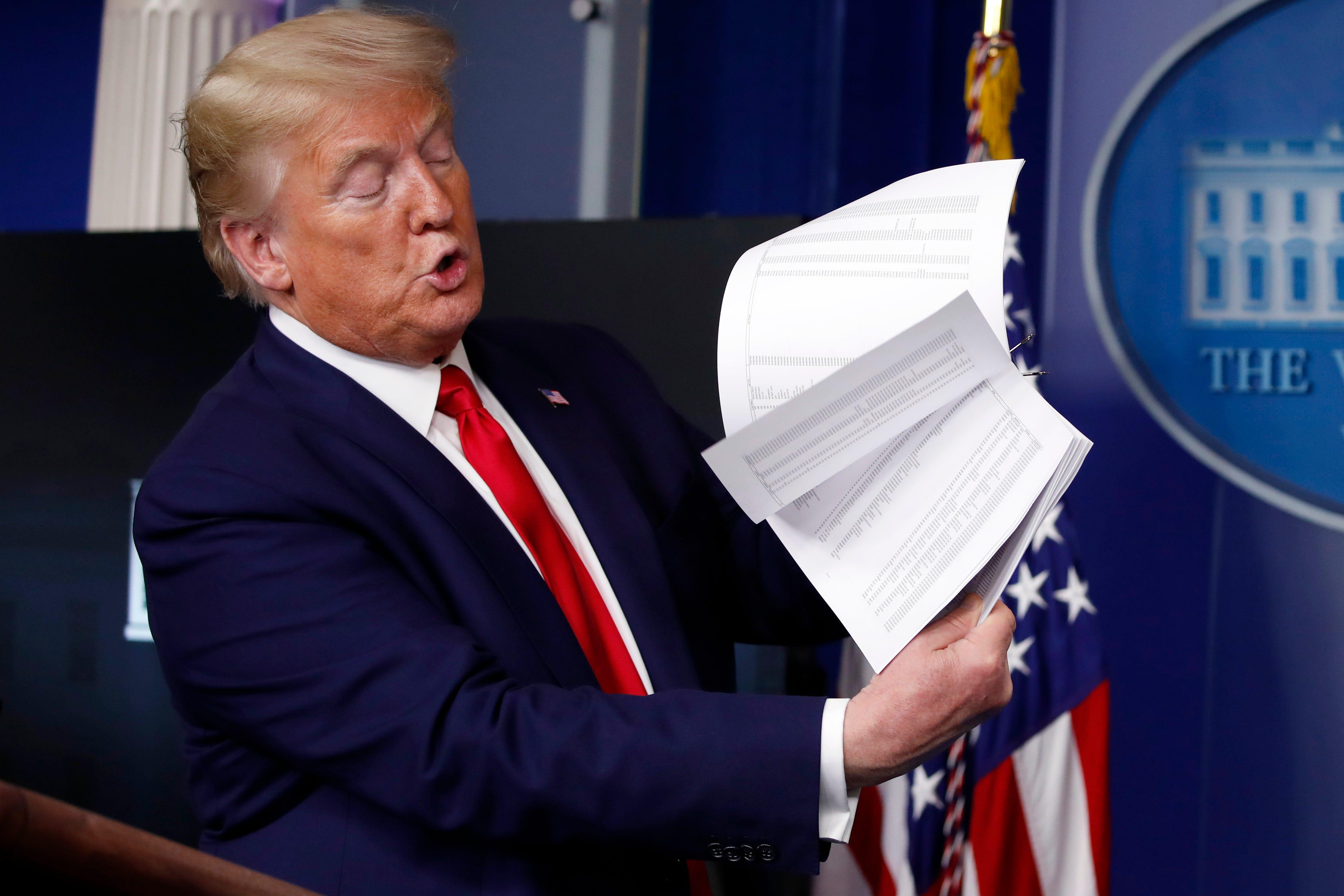 Coronavirus live updates: Immigration suspension; Cuomo to visit Trump; States reveal reopening plans