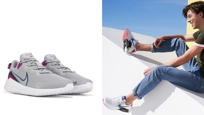 negar Por favor mira diferente a  Nike shoe deals: Save on the brand's top-rated sneakers and more at Famous  Footwear
