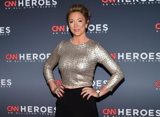 CNN news anchor Brooke Baldwin in December 2017 in New York.