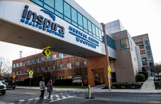 Inspira-Woodbury has been renovated to provide up to 300 beds in the event of a COVID-19 surge at area hospitals.