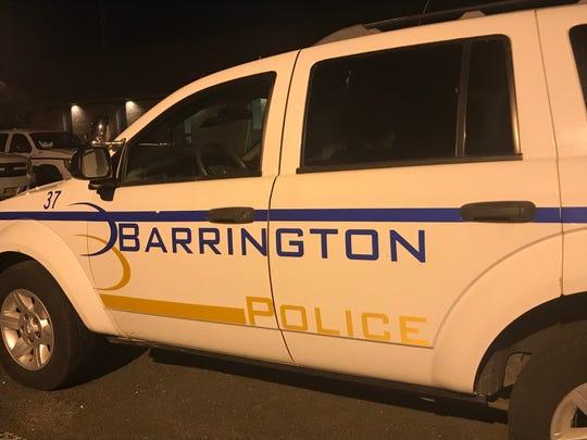 Barrington police