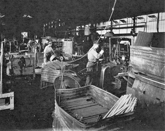 Herbrand was one of Fremont's largest employers for over 80 years.