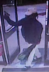 The Lee County Sheriff's Office is looking to identify this man who they say committed an early morning armed robbery Tuesday at the 7-Eleven at Lee Boulevard and Gunnery Road North in Lehigh Acres.