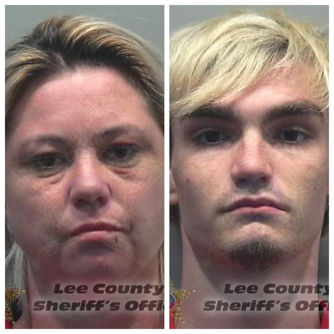 A Fort Myers mother and son face aggravated assault charges after an alleged stabbing incident at a Tice home Sunday night.