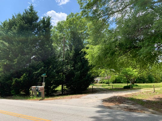 Cothran Properties is planning to develop a subdivision on approximately 15 acres of land near the intersection of Miller Road and Legacy Lane in Mauldin, pictured here on Tuesday April 21, 2020.