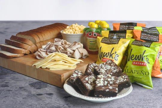 Newk's Dining Pantry Program