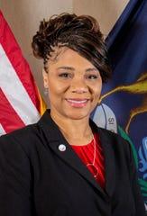 Zaneta Adams, director of the Michigan Veterans Affairs Agency.