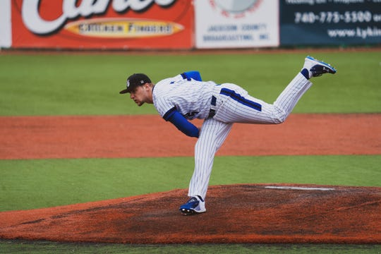 2017 Madison grad Chase Jessee was a junior at Urbana University and was a pitcher on the baseball team when he found out the university will close its doors after the spring semester.