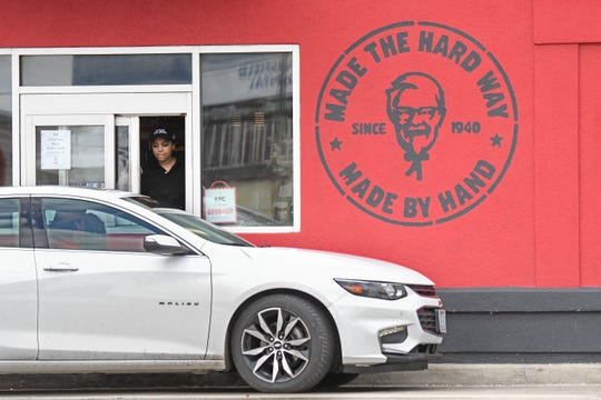 Mansfield area KFC locations are looking for workers.