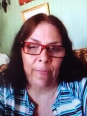 Jodi Nelson, whose son in a Wisconsin prison, spoke at a virtual news conference Tuesday