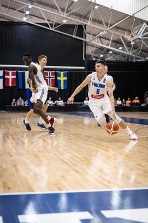 Teemu Suokas will be a freshman with Ball State men's basketball for the 2020-21 season. Suokas is the first European prospect to sign with the program.