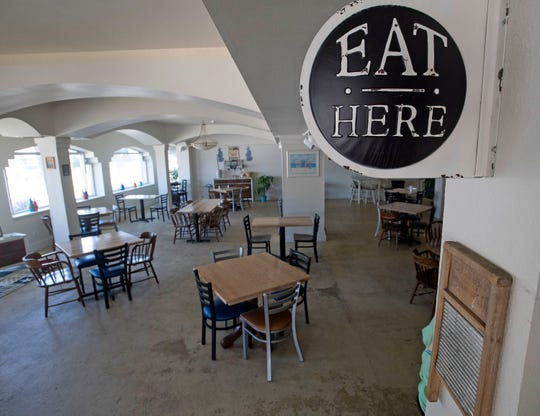 Katie and Jimi Scheuch, the owners of Aunt Katie's Welcome to Breakfast restaurant,  opened the Cervantes Street eatery a few weeks before the COVID-19 pandemic and, like many others, are struggling to stay in business.