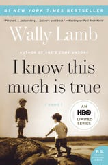 """The cover of """"I Know This Much is True"""""""