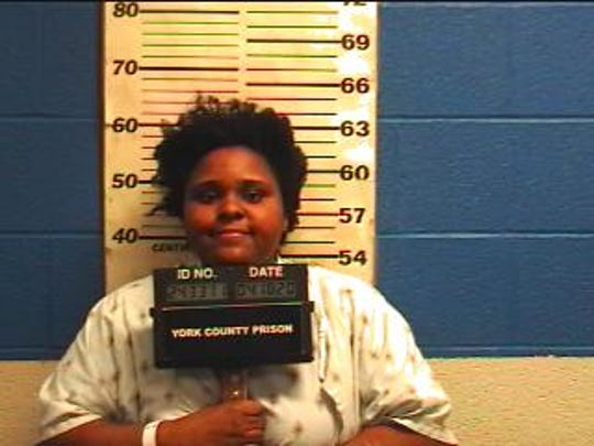 Chaya Ann Jones, charged with aggravated assault.