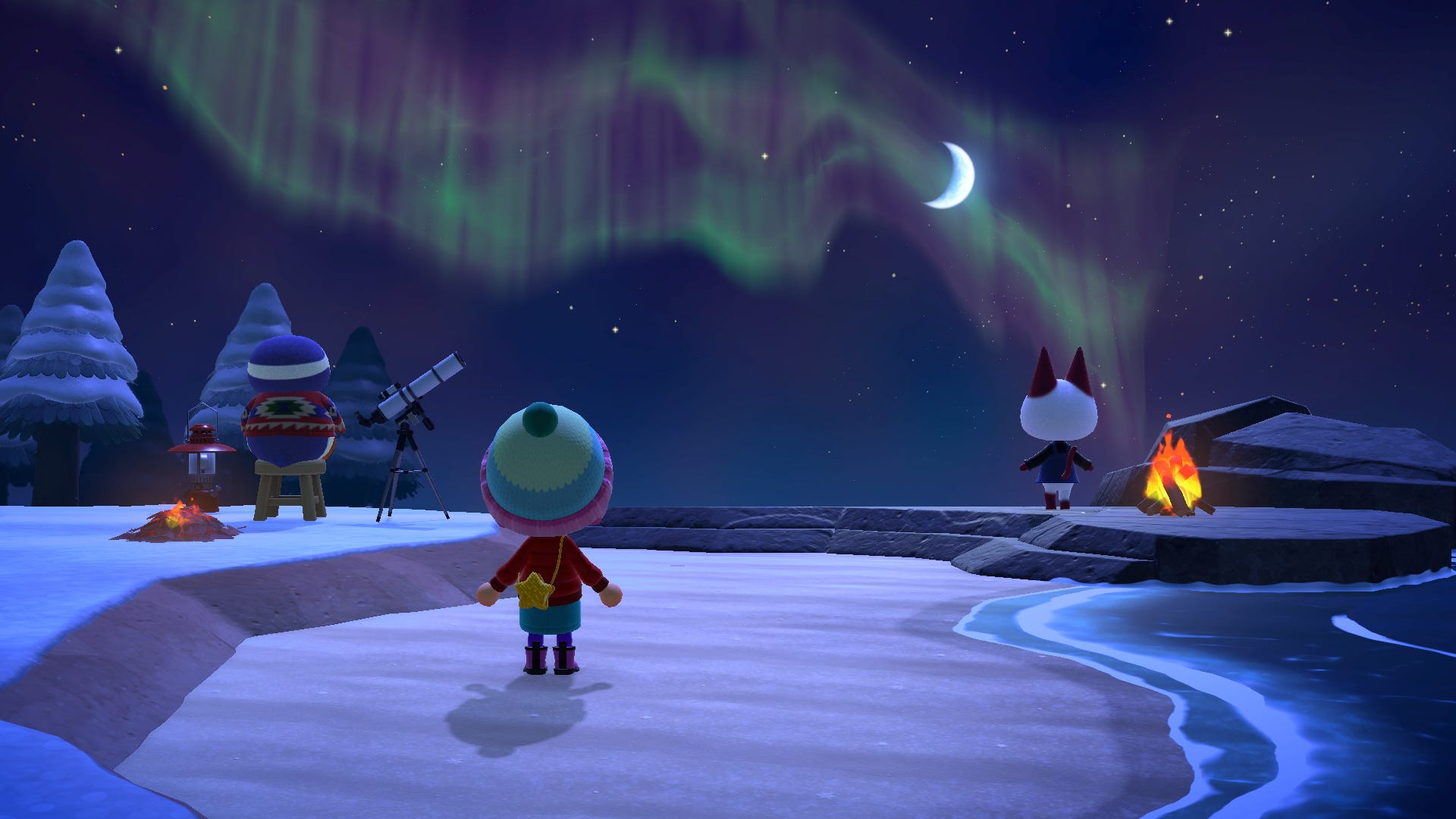 Animal Crossing New Horizons Review Islands In The Stream