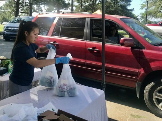 Bossier City Farmers Market returns with drive-thru shopping on April 25. The market will be open every Saturday through Nov. 21, 2020.