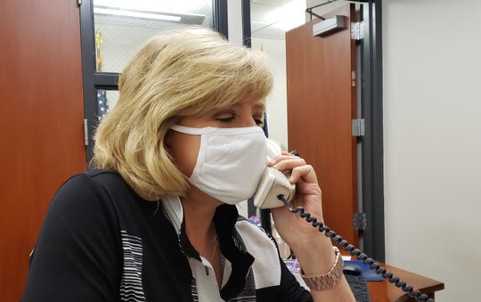Bossier officials will hand out facemasks to residents on Thursday