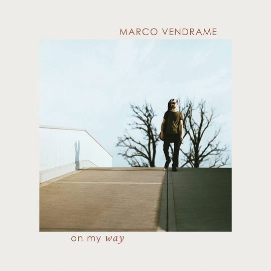 "Marco Vendrame released his new single ""On My Way"" on March 31."